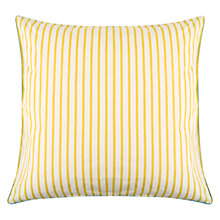 Buy Seasalt Joyfull Daffs Square Pillowcase Online at johnlewis.com