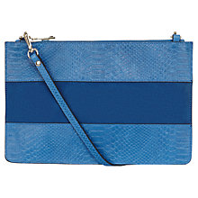 Buy Coast Redchurch Leather Clutch Bag Online at johnlewis.com