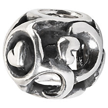 Buy Trollbeads First Signs Sterling Silver Charm, Silver Online at johnlewis.com