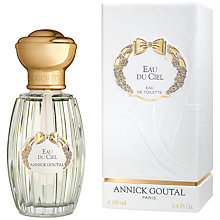 Buy Annick Goutal Eau de Ciel Eau de Toilette, 100ml Online at johnlewis.com