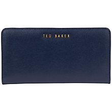 Buy Ted Baker Helann Pop Out Leather Matinee Purse Online at johnlewis.com