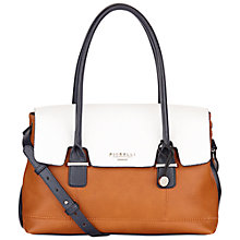 Buy Fiorelli Olivia Jade Flapover Shoulder Bag, Nautical Online at johnlewis.com