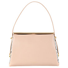 Buy Ted Baker Pansy Exotic Mini Leather Tote Bag Online at johnlewis.com