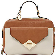 Buy Dune Davina Pocket Grab Bag, Cream Multi Online at johnlewis.com