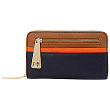 Buy Dune Kipster Colour Block Purse Online at johnlewis.com
