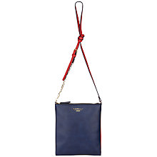 Buy Fiorelli Elle Cross Body Bag, Navy Online at johnlewis.com