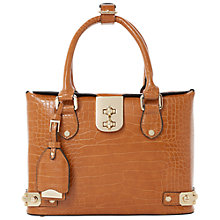 Buy Dune Derocky Double Lock Grab Bag Online at johnlewis.com