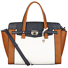 Buy Fiorelli Luella Large Grab Bag, Nautical Online at johnlewis.com