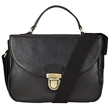 Buy John Lewis Margo Leather Satchel Online at johnlewis.com
