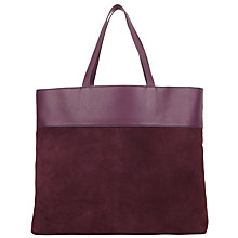 Buy John Lewis Earlene Large Leather Tote Online at johnlewis.com
