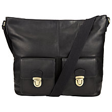 Buy John Lewis Penelope Leather Shoulder Bag Online at johnlewis.com
