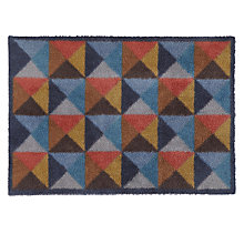 Buy Turtle Mat Jacquard Squares Doormat Online at johnlewis.com