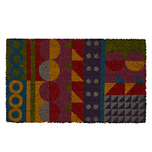 Buy John Lewis Puzzle Doormat, Multi Online at johnlewis.com