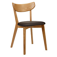 Buy John Lewis Enza Dining Chair Online at johnlewis.com