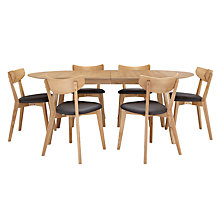 Buy John Lewis Enza Living & Dining Room Furniture Range Online at johnlewis.com