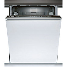 Buy Bosch SMV40T10GB Integrated Dishwasher, White Online at johnlewis.com