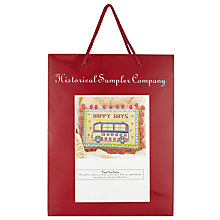 Buy The Historical Sampler Company Happy Days Tapestry Kit Online at johnlewis.com