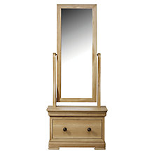 Buy Willis & Gambier Lyon Cheval Mirror Online at johnlewis.com