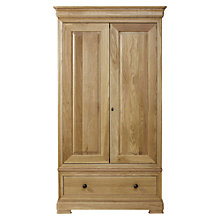 Buy Willis & Gambier Lyon Double Wardrobe Online at johnlewis.com