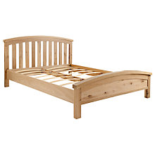 Buy Willis & Gambier Tuscany Low End Bedstead, Double Online at johnlewis.com