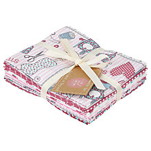 Buy Craft Cotton Co. Just Sew Craft Fabric Pack, Multi Online at johnlewis.com