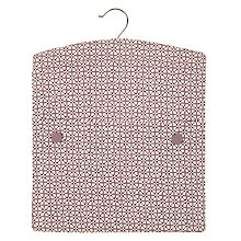 Buy John Lewis Croft Collection Patterned Peg Bag Online at johnlewis.com