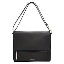 Buy Whistles Lexham Foldover Zip Satchel Bag Online at johnlewis.com
