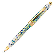 Buy Cross Botanica DayLily Ballpoint Pen, Green Online at johnlewis.com