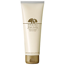 Buy Origins Ginger Souffle™ Whipped Body Cream, 250ml Online at johnlewis.com