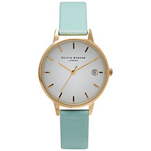 Buy Olivia Burton OB15TD06 Women's The Dandy Watch, Mint Online at johnlewis.com