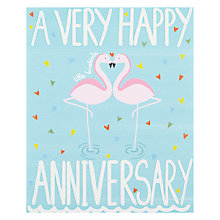 Buy Really Good Happy Anniversary Greeting Card Online at johnlewis.com