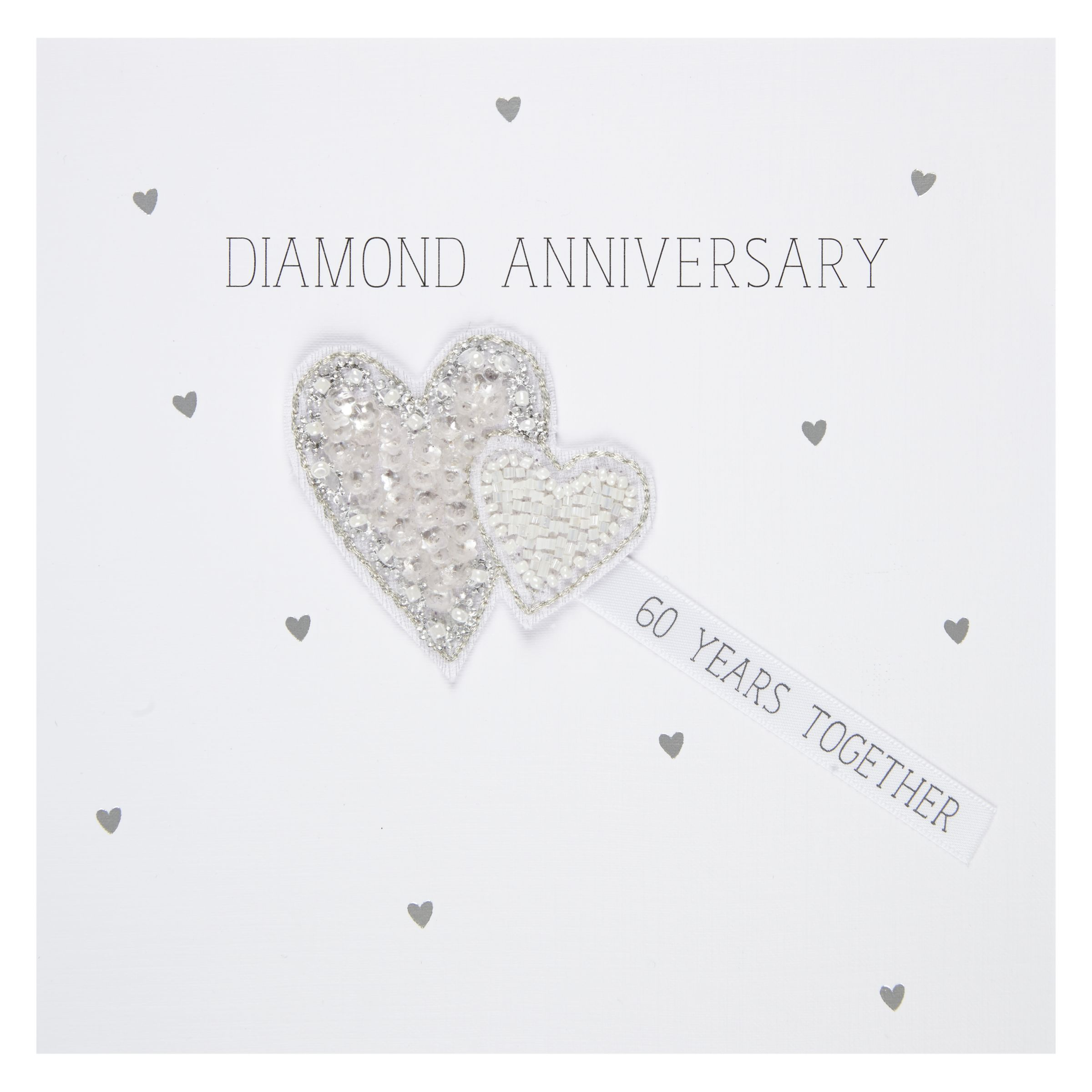 Wedding Anniversary Gift Delivery Singapore : Buy Saffron Cards and Gifts Diamond Wedding Anniversary Card Online at ...