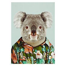 Buy Lagom Designs Koala Greeting Card Online at johnlewis.com