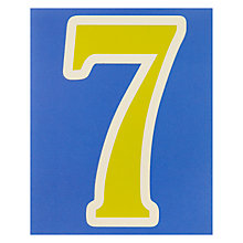 Buy Really Good Number 7 Birthday Card Online at johnlewis.com