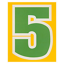 Buy Really Good Number 5 Birthday Card Online at johnlewis.com