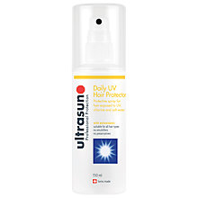 Buy Ultrasun Daily UV Hair Protector, 150ml Online at johnlewis.com