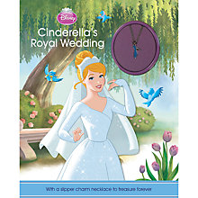 Buy Disney Princess Cinderella Royal Wedding Book Online at johnlewis.com