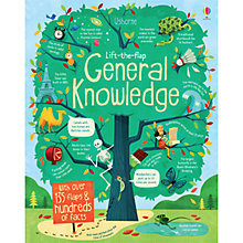 Buy Lift-The-Flap General Knowledge Book Online at johnlewis.com