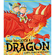 Buy How To Catch A Dragon Book Online at johnlewis.com