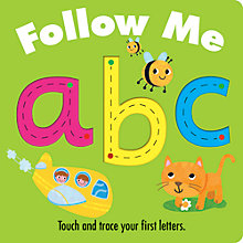 Buy Follow Me ABC Book Online at johnlewis.com
