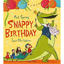 Buy Snappy Birthday Book Online at johnlewis.com
