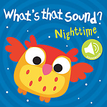 Buy What's That Sound? Night Time Book Online at johnlewis.com