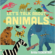 Buy Let's Talk About Animals Book Online at johnlewis.com