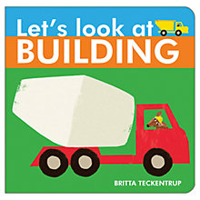 Buy Let's Look At Building Book Online at johnlewis.com