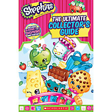 Buy Shopkins: The Ultimate Collector's Guide Book Online at johnlewis.com