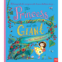 Buy The Princess And The Giant Book Online at johnlewis.com