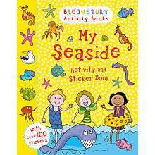Buy My Seaside Activity Sticker Book Online at johnlewis.com