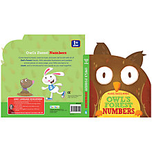 Buy Owl's Forest Numbers Book Online at johnlewis.com