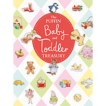 Buy The Puffin Baby and Toddler Treasury Book Online at johnlewis.com