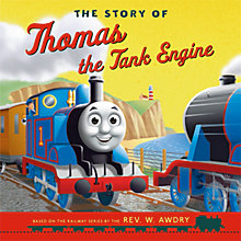 Buy The Story Of Thomas The Tank Engine Book Online at johnlewis.com